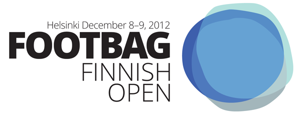 Footbag Finnish Open 2012