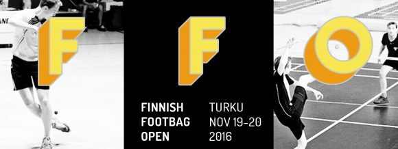 Finnish Footbag Open 2016