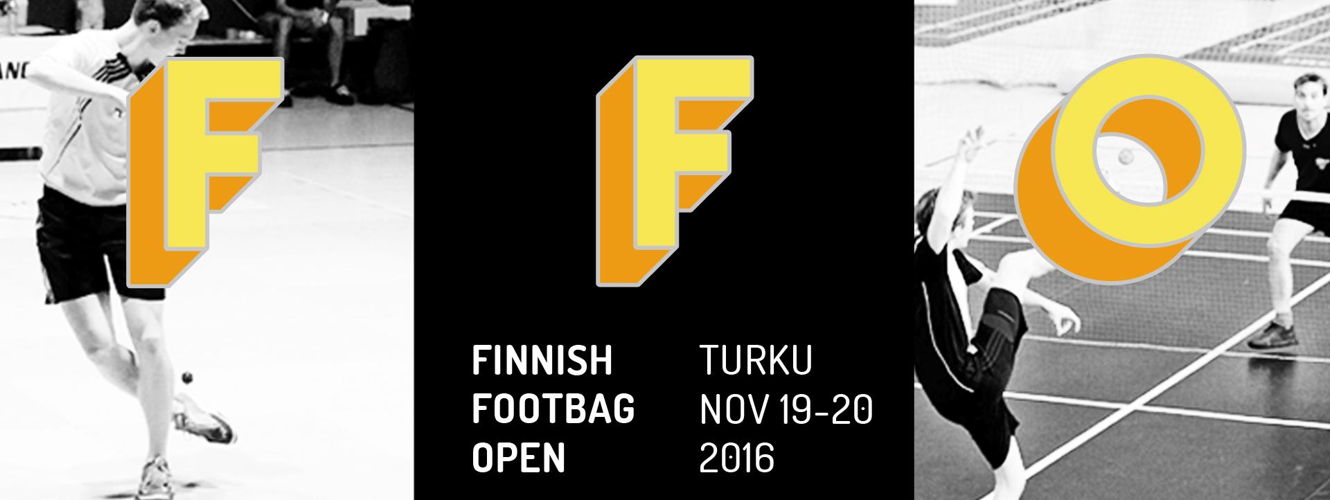 Finnish Footbag Open 2016