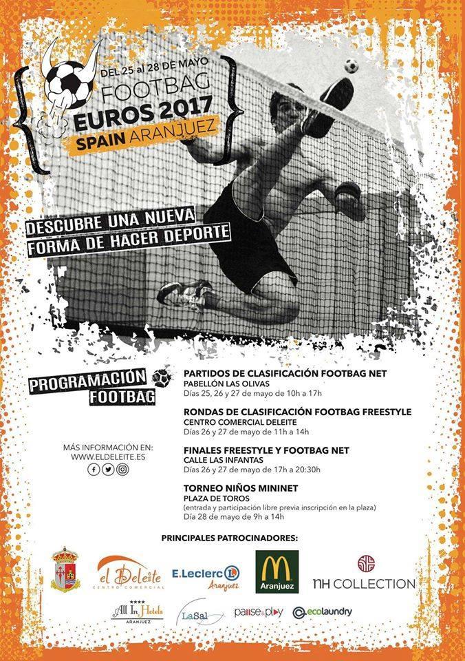 European Footbag Championships 2017